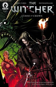 The Witcher – Curse of the crows