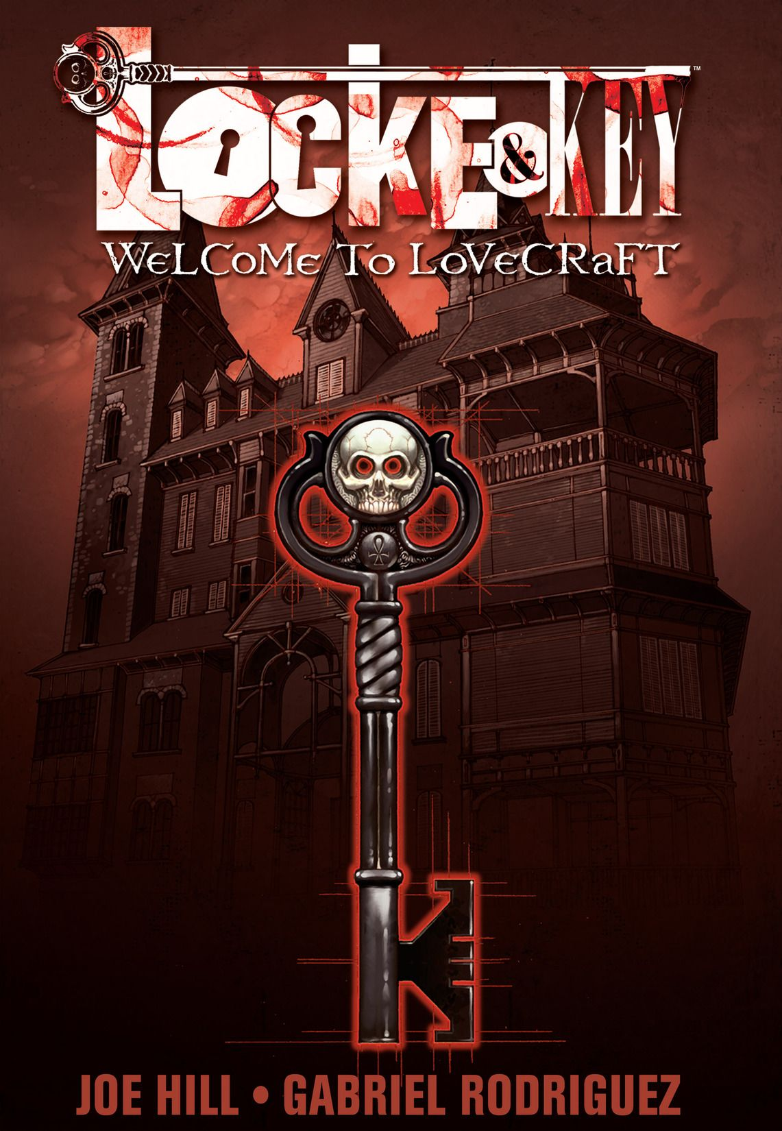 locke&key vol 1 - welcome to lovecraft