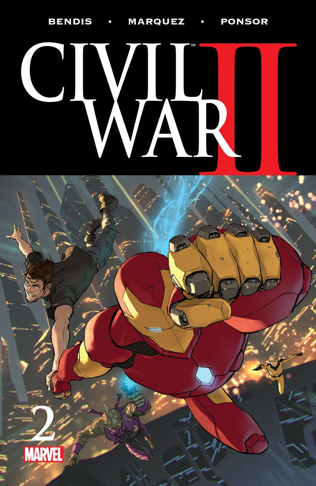 civil war 2 issue 2