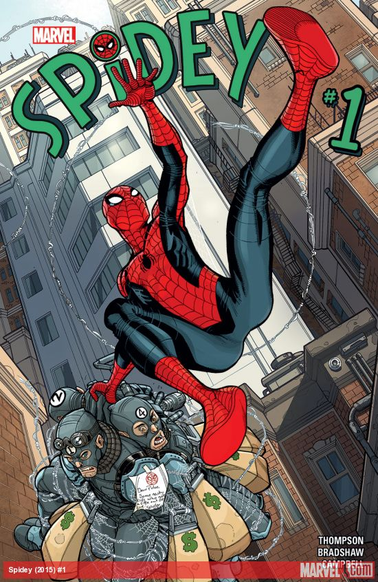The early days of Spider-Man! Check out the free preview, to get a taste of the newest addition of young Spider-Man!