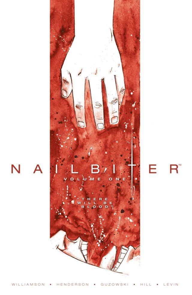 Nailbiter volume 1 from Image comics