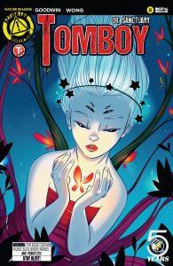 Tomboy issue 8