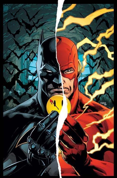 """Batman"" #21 nonlenticular cover, by Jason Fabok"