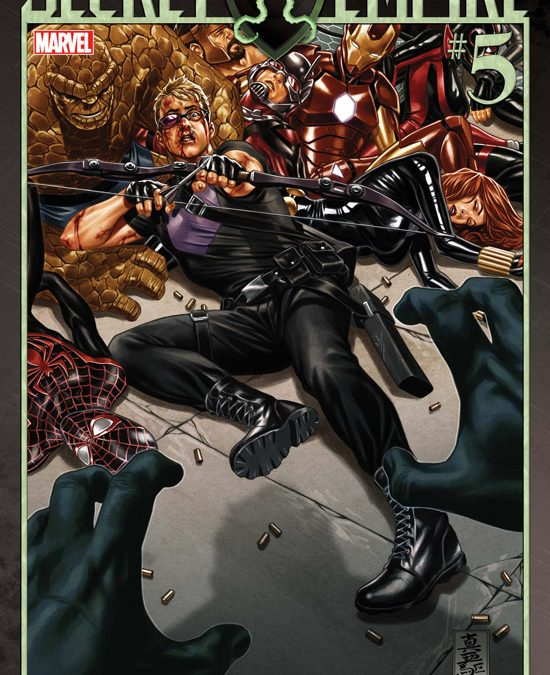 Secret Empire (2017) #5