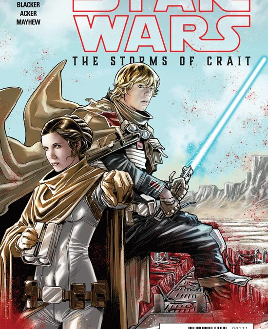STAR WARS: LAST JEDI – STORMS OF CRAIT #1