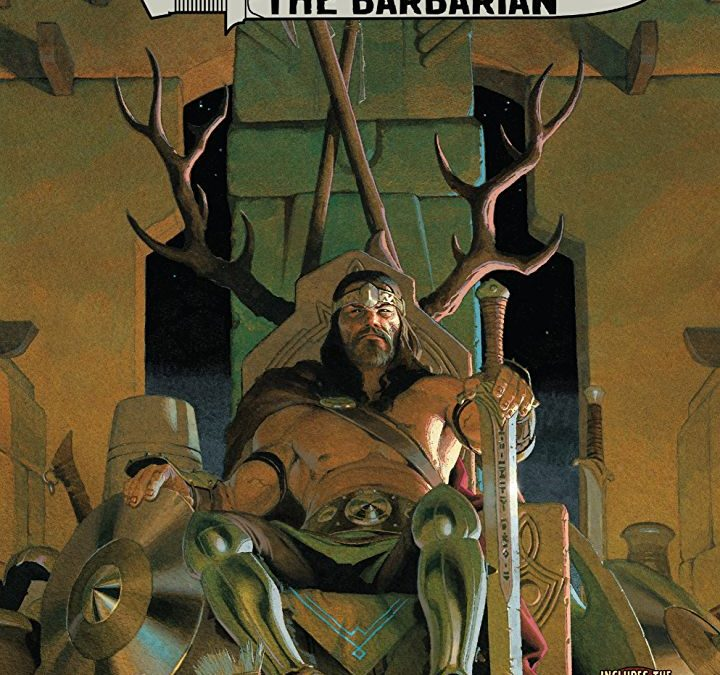 Conan The Barbarian (2019-) #4