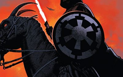 Star Wars: Vader – Dark Visions (2019) #1 (of 5)