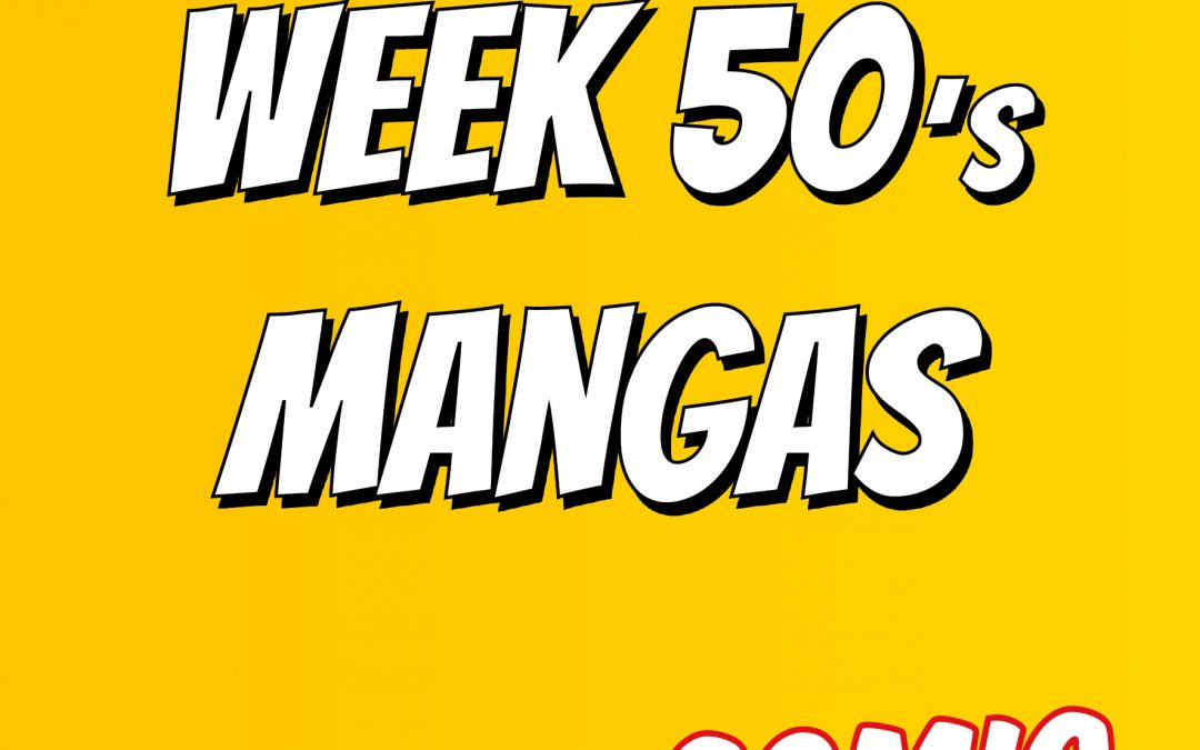 This Week's Mangas
