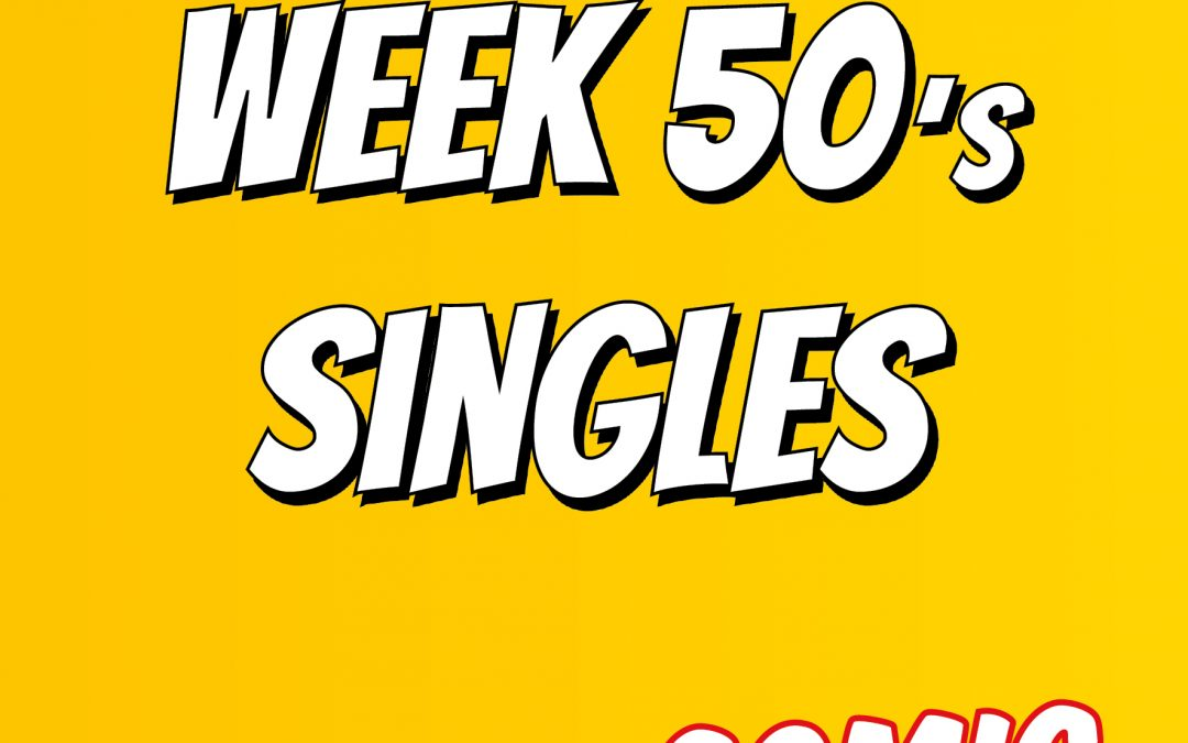 This Weeks Singles! | Week 50