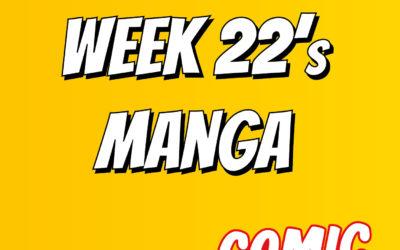 Week 22's manga