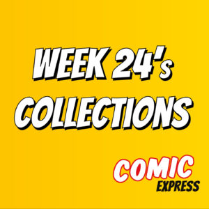 March 14th arrivals in the danish comicbook store, Comicexpress